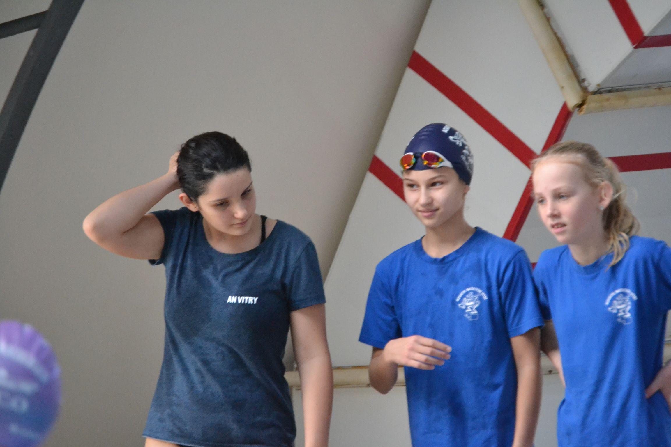 AN Vitry, test, club, natation