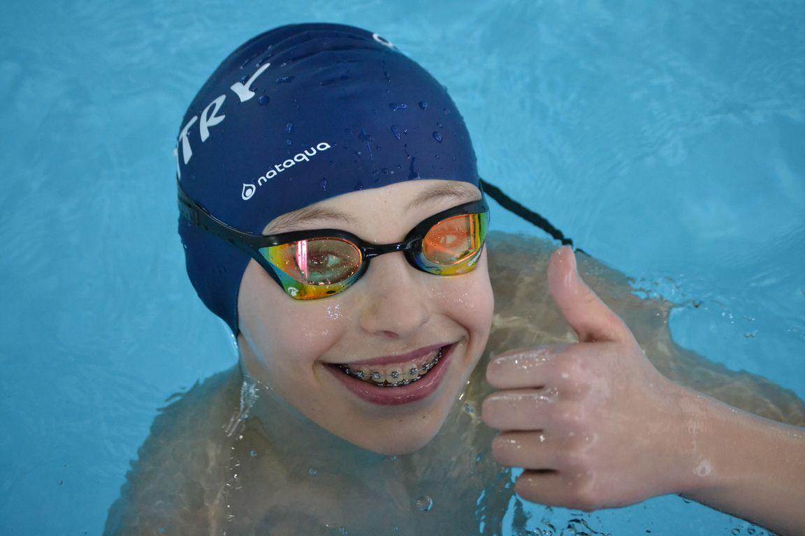 AN Vitry, club, natation
